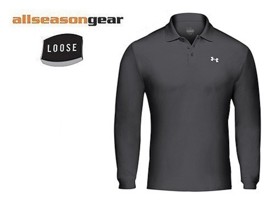 Under Armour Men 39 S Performance Polo Shirt Long Sleeve