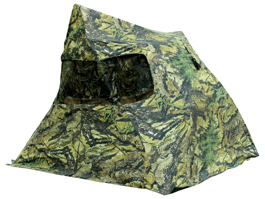 Primos Double Bull Shack Attack Ground Blind Cotton