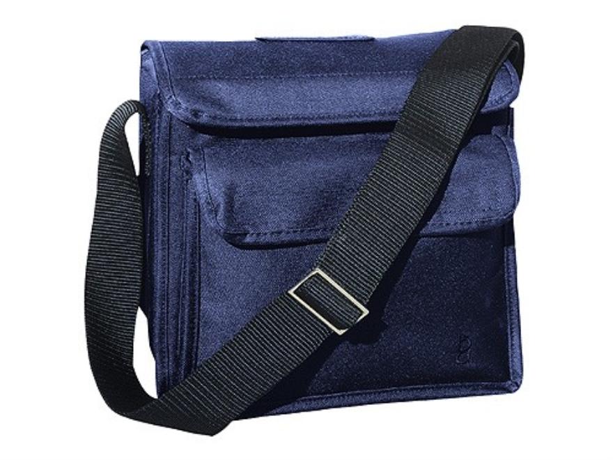 Bob Allen Shooter's Shoulder Pack Range Bag Nylon Navy