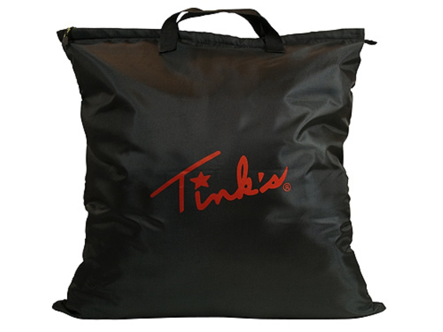 Tink's Carbon Storage Bag Nylon Black