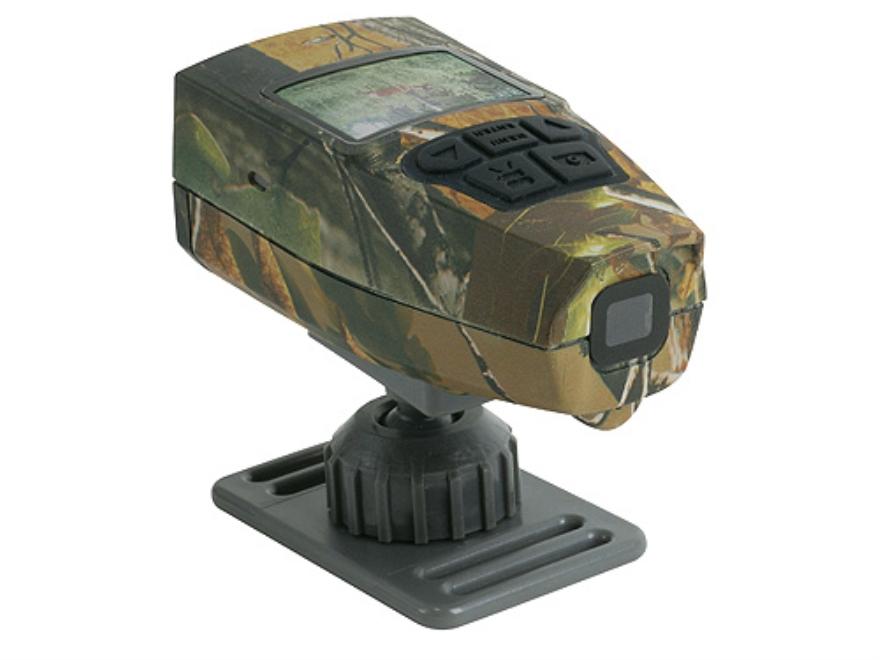 Moultrie ReAction Cam Digital Video Game Camera 720p Resolution Realtree APG Camo