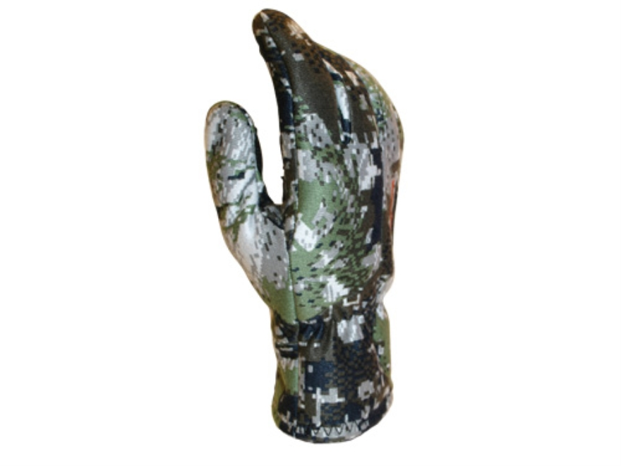 Sitka Gear Stratus Gloves Polyester Gore Optifade Elevated Forest Camo XL