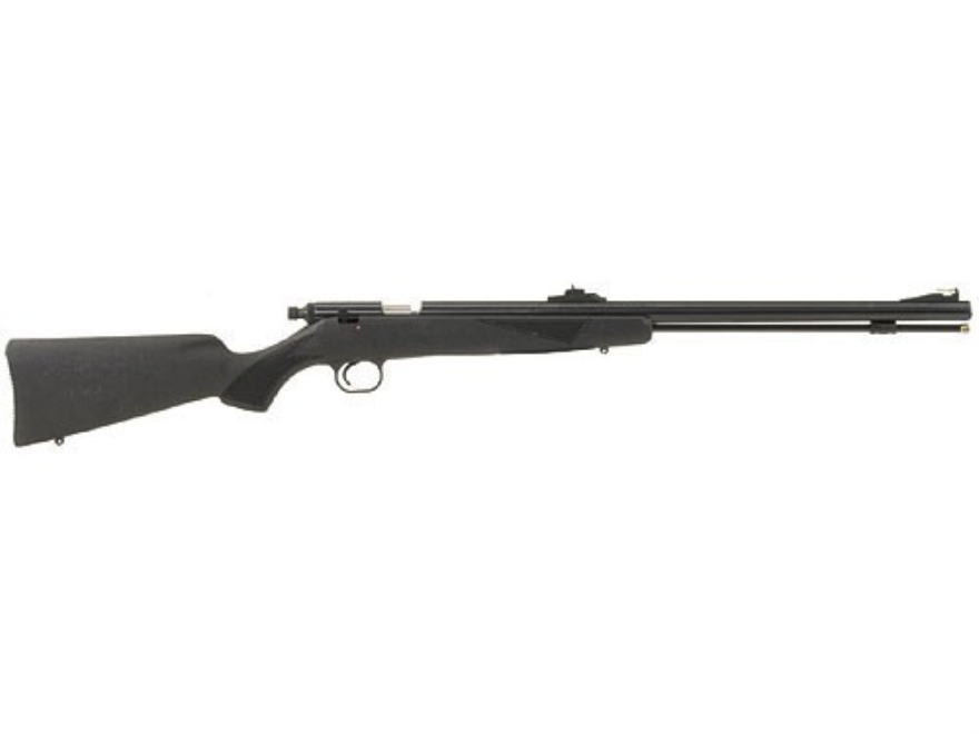 "Knight American Knight Muzzleloading Rifle 50 Caliber #209 Primer Black Composite Stock 1 in 28"" Twist 22"" Blue Barrel Value Pack"