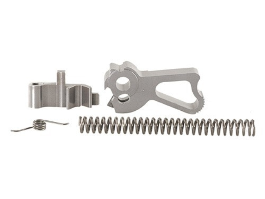 Cylinder & Slide Low Mass Trigger Pull Set Beretta 92 Steel in the White