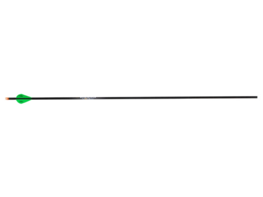 "Beman ICS Speed 500 Carbon Arrow 2"" Blazer Vanes Black Pack of 6"
