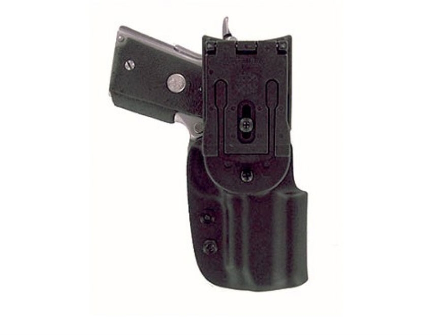 Blade-Tech DOH Dropped and Offset Belt Holster Right Hand FNP-40 Tek-Lok Kydex Black