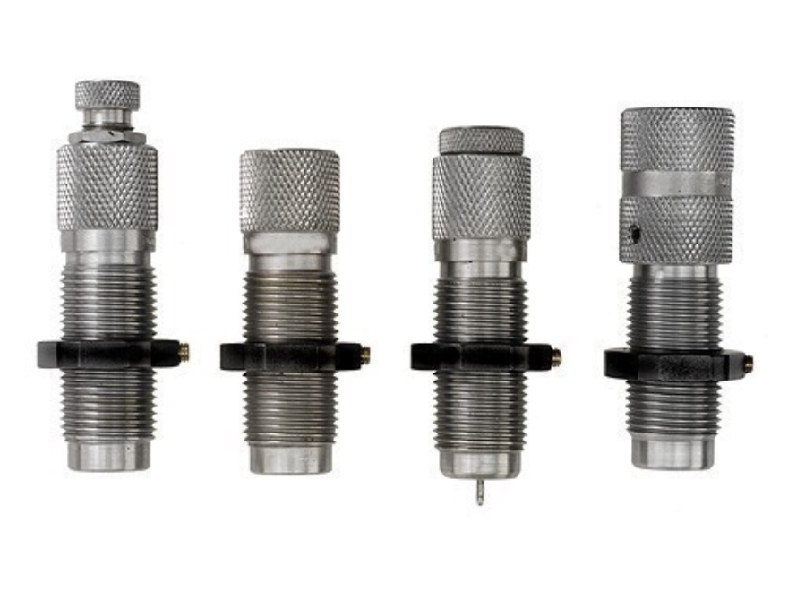 Lyman Carbide 4-Die Set 40 S&W, 10mm Auto
