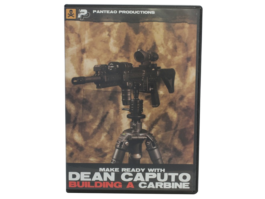 "Panteao ""Make Ready with Dean Caputo:  Building a Carbine"" DVD"