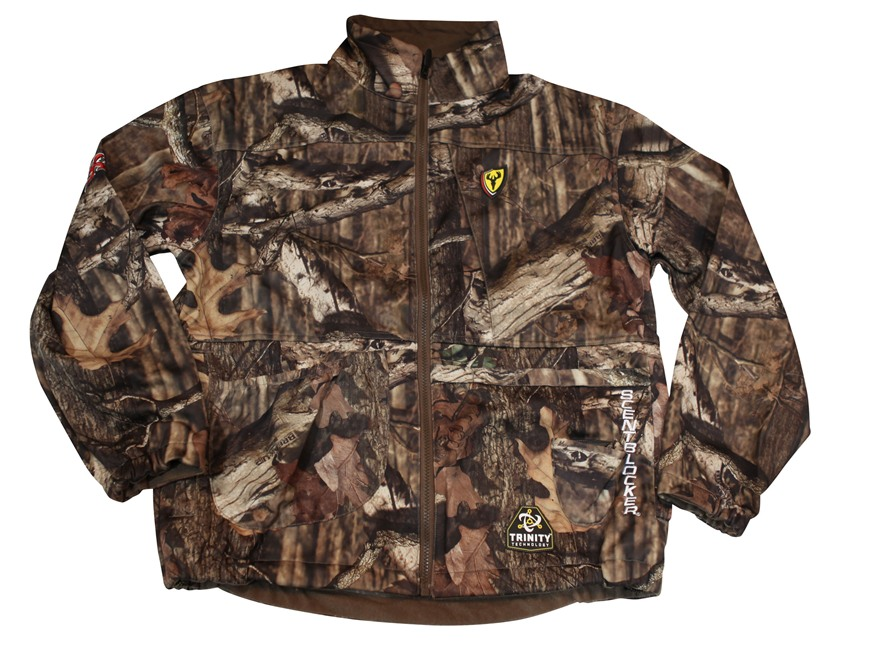 ScentBlocker Men's Scent Control X-Bow Jacket