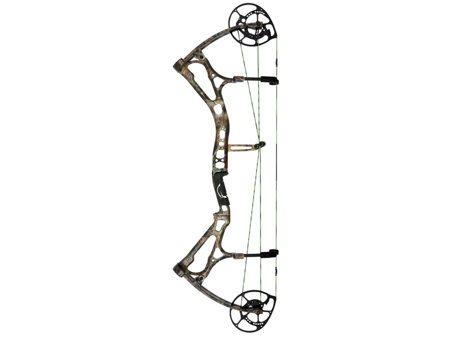 "Bear Archery Motive 6 Compound Bow Right Hand 60-70 lb. 25.5""-30"" Draw Length Realtree APG Camo"