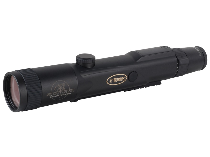 Burris Eliminator Laser Rangefinding Rifle Scope 3.5-10x 40mm Eliminator Reticle Matte