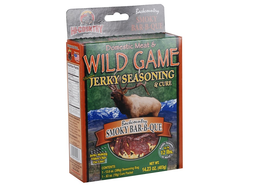 Hi-Country Jerky Seasoning
