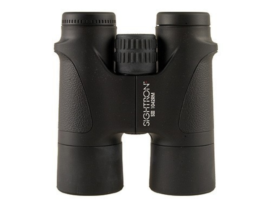 Sightron SIII Binocular 42mm Roof Prism Armored Black