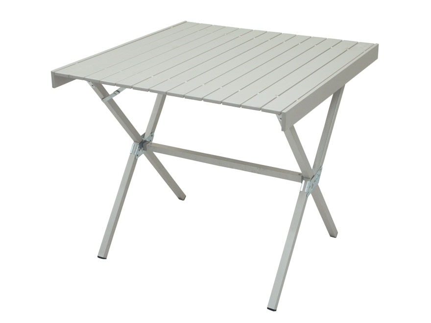 "ALPS Mountaineering Square Camp Table 31"" x 31"" x 28"" Aluminum"