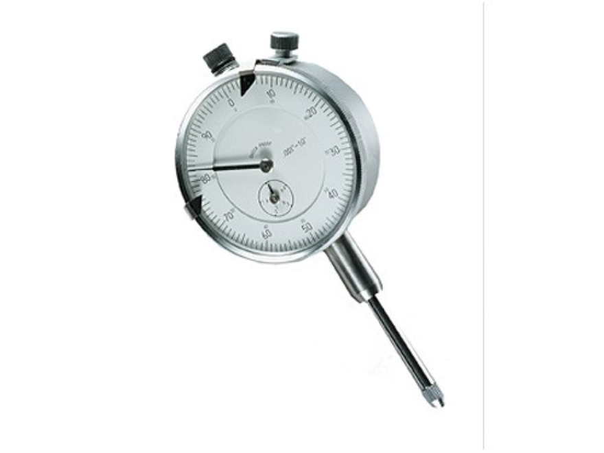 "General Tools Dial Indicator 0-1"" Range, .001"" Graduations"