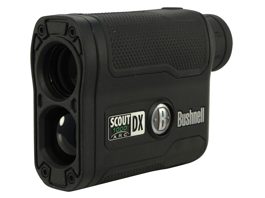 Bushnell Scout DX1000 ARC Laser Rangefinder 6x