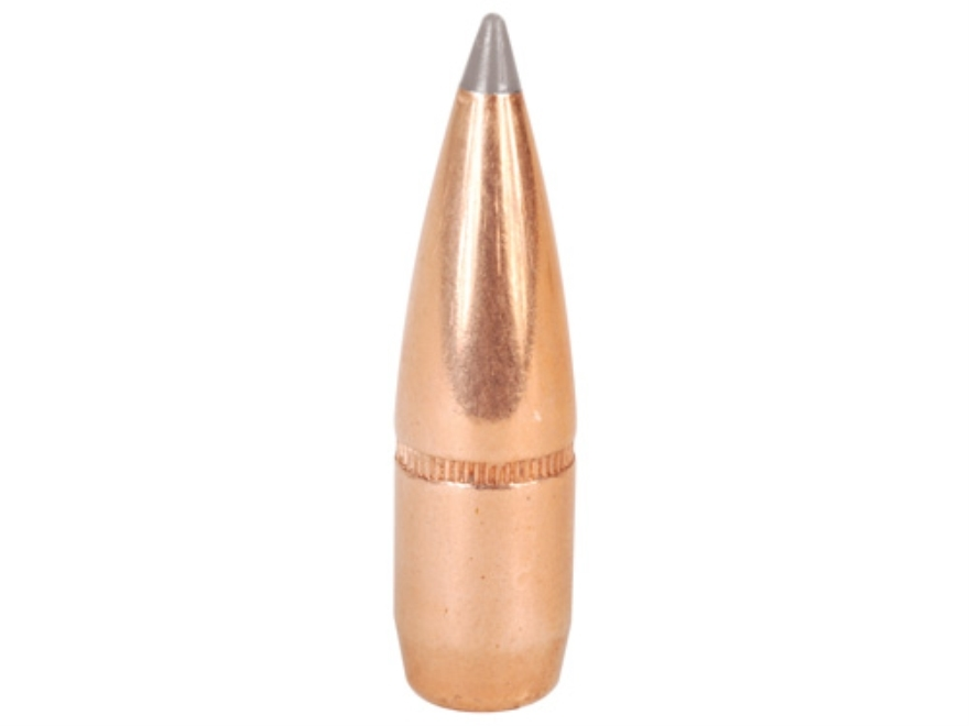 Factory Second Bullets 338 Caliber (338 Diameter) 200 Grain Polymer Tip Spitzer Boat Tail Box of 100 (Bulk Packaged)