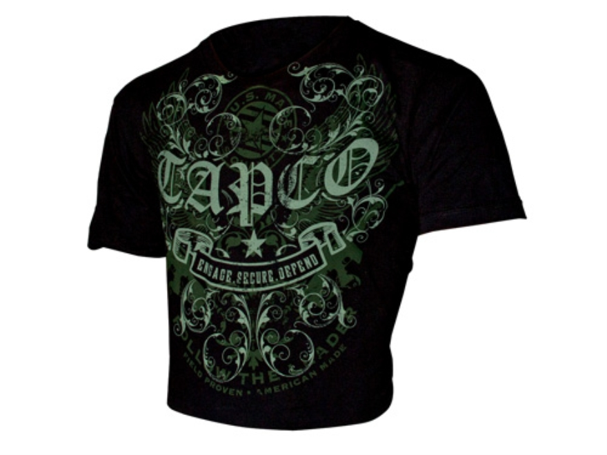 TAPCO T-Shirt Short Sleeve with TAPCO Logo Cotton