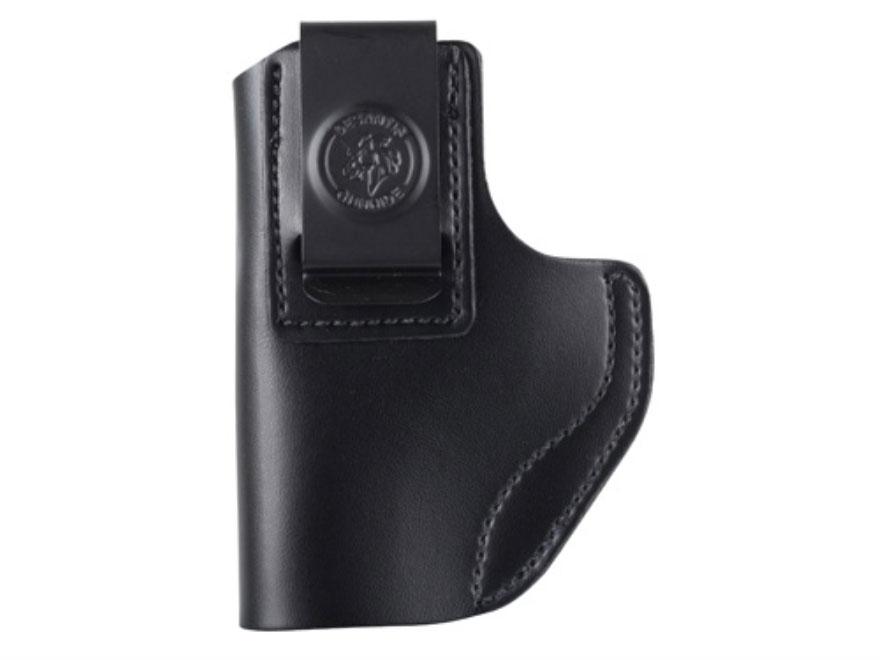DeSantis Insider Inside the Waistband Holster Springfield XDS Leather Black