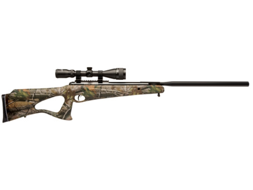 Benjamin Trail NP Nitro Piston Break Barrel Air Rifle 22 Caliber Realtree APG Synthetic Stock Matte Barrel with 3-9x 40mm Scope