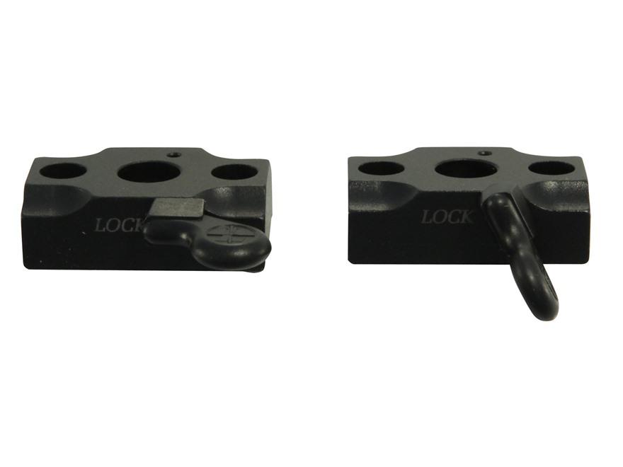 Leupold 2-Piece Quick-Release Scope Base Tikka T3 Whittail ...