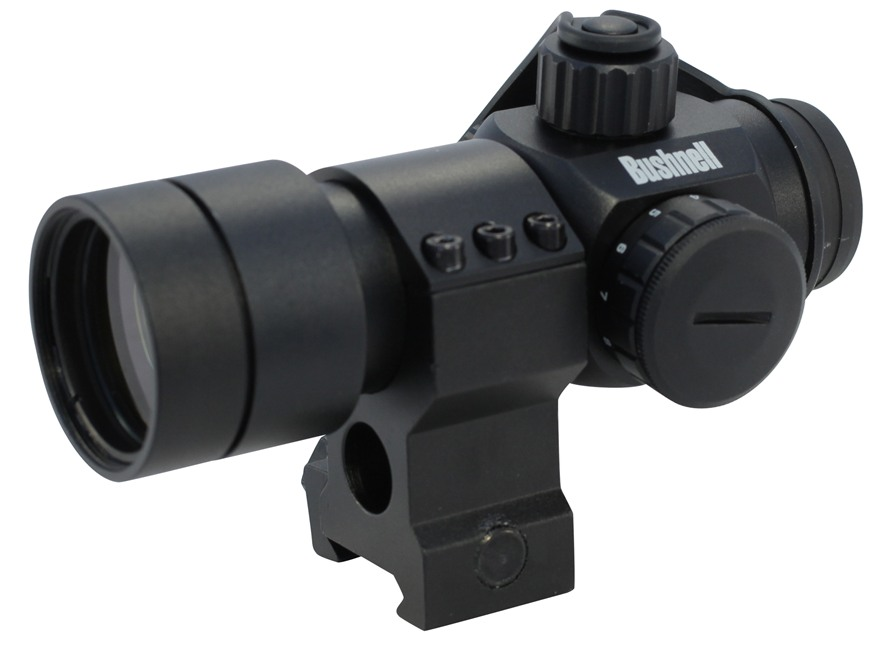 Bushnell AR Optics TRS-32 Red Dot Sight 30mm Tube1x 5 MOA Dot Matte
