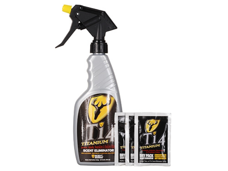 Scent Shield Ti4 Supercharged Dry Scent Elimination Combo