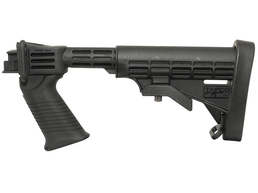 TAPCO Intrafuse T6 6-Position Collapsible Stock Saiga Synthetic