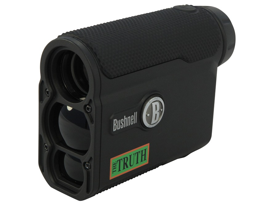 Bushnell Truth ARC Laser Rangefinder 4x Black