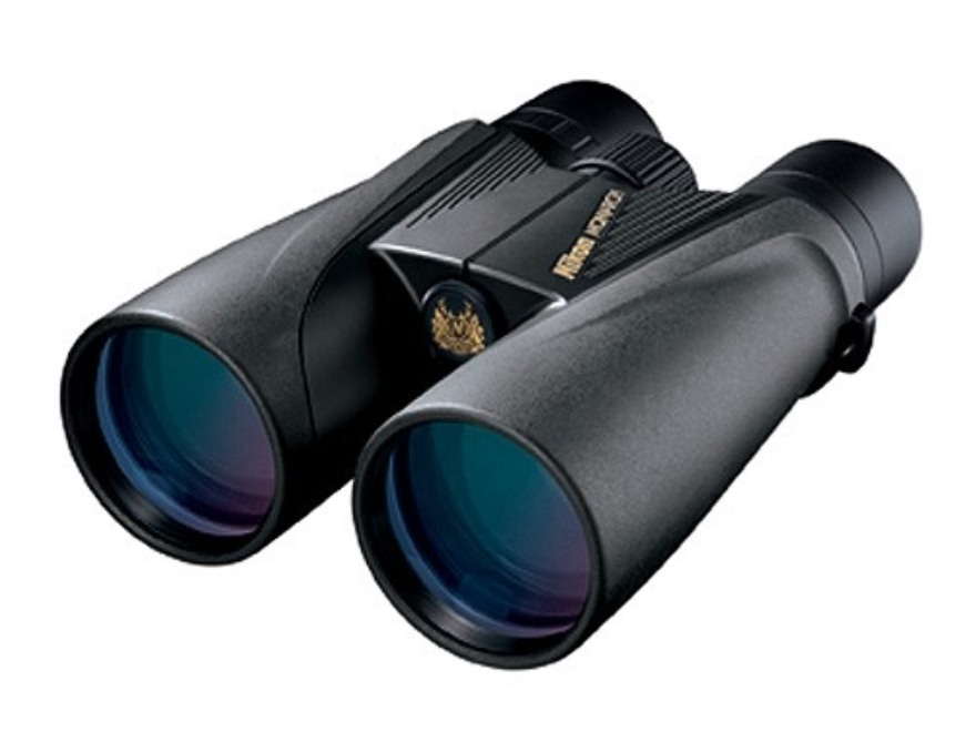 Nikon Monarch ATB Binocular 12x 56mm Roof Prism Armored Black