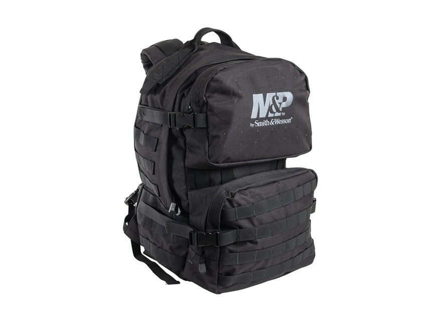 Smith & Wesson M&P Barricade Tactical Backpack Nylon Black