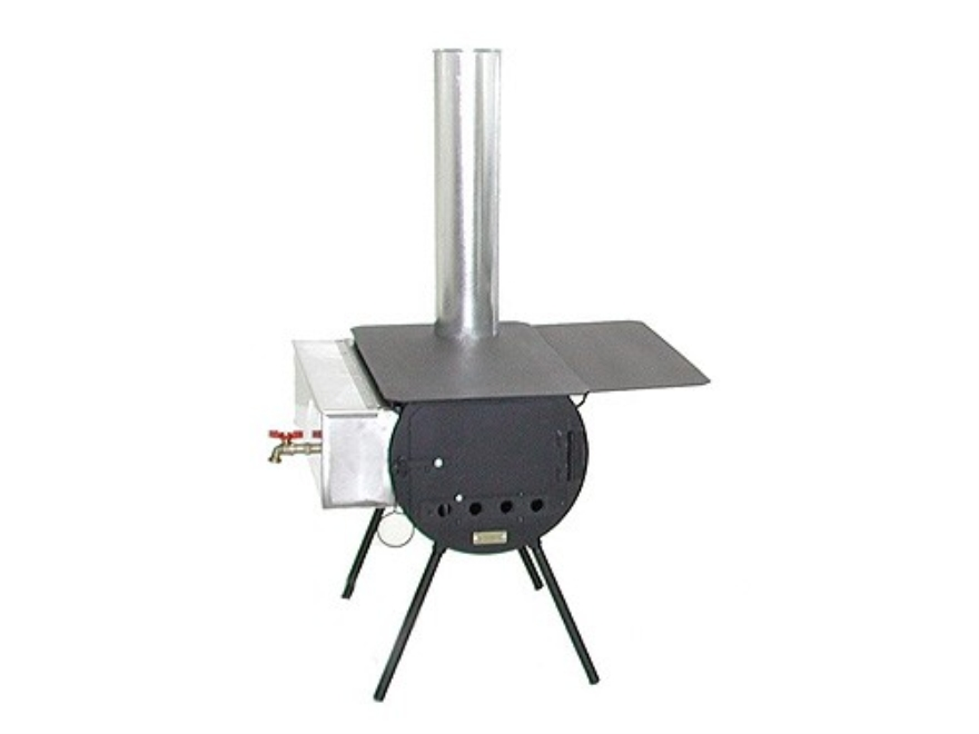 Cylinder Stove Hunter Stove Package