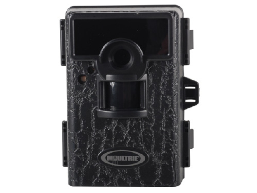 Moultrie Game Spy M-80 Mini Black Flash Infrared Game Camera 5.0 Megapixel Black