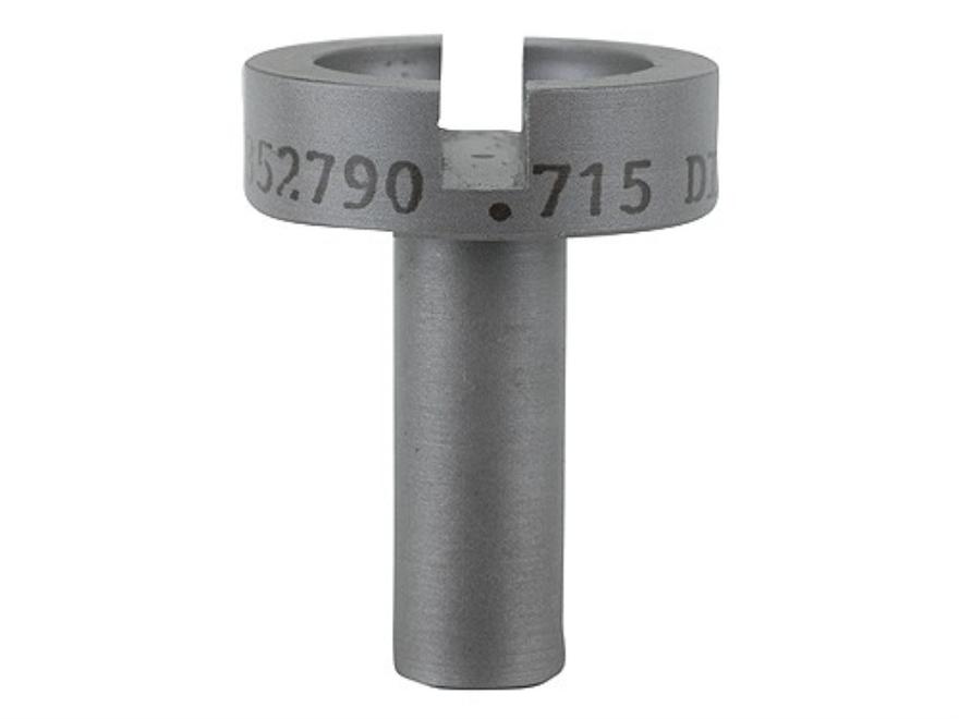 """PTG Muzzle Crown Radius Cutter .715"""" Diameter"""