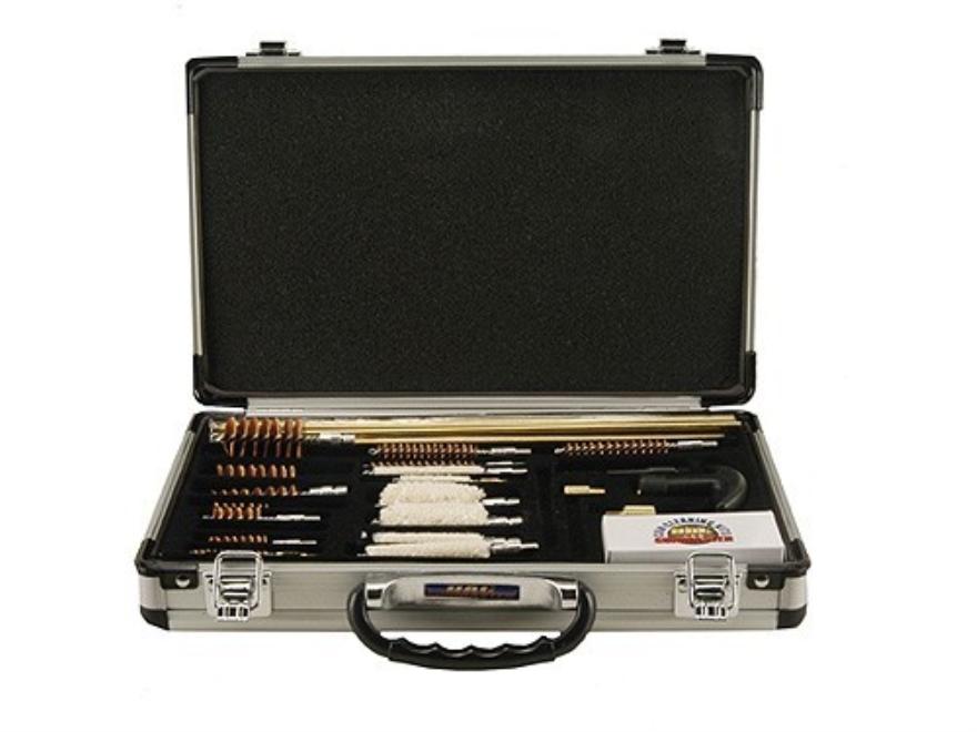 DAC GunMaster Universal Cleaning Kit in Aluminum Presentation Case