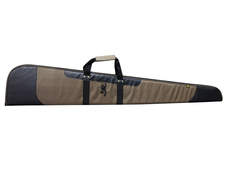 "Browning Fortress Shotgun Case 52"" Canvas Brown"
