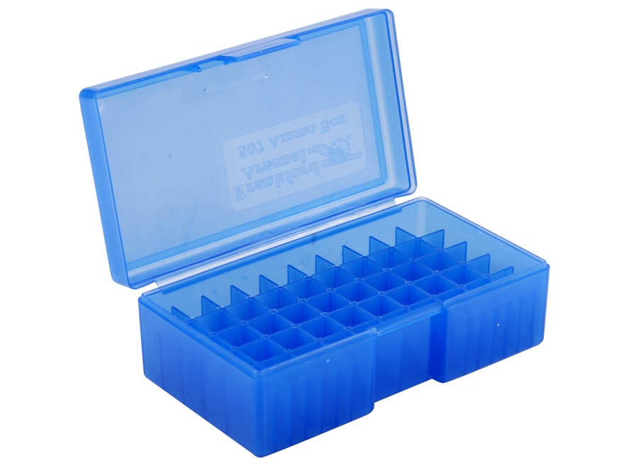 Frankford Arsenal Flip-Top Ammo Box #507 41 Remington Magnum, 44 Remington Magnum, 45 C...