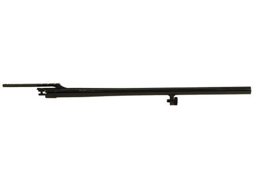 """Mossberg Slug Barrel Mossberg 500 12 Gauge 3"""" 1 in 36"""" Twist 24"""" Rifled with Integral Scope Base Ported"""
