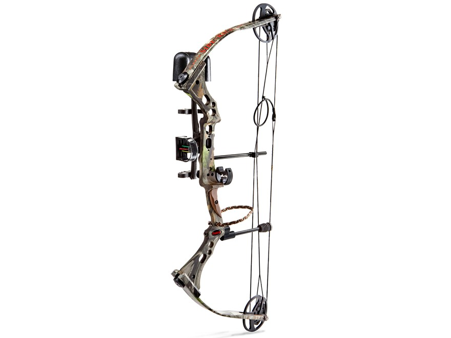 Parker Side-Kick Extreme Compound Bow Package