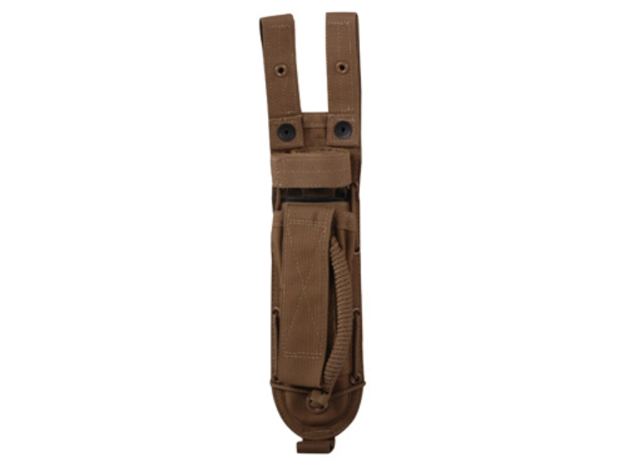 Spec.-Ops. Combat Master Short Knife Sheath Nylon and Kydex