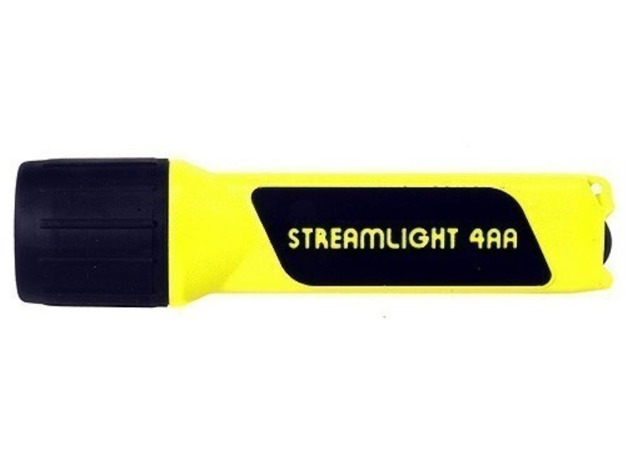 Streamlight 4AA Propolymer Flashlight White LED Polymer