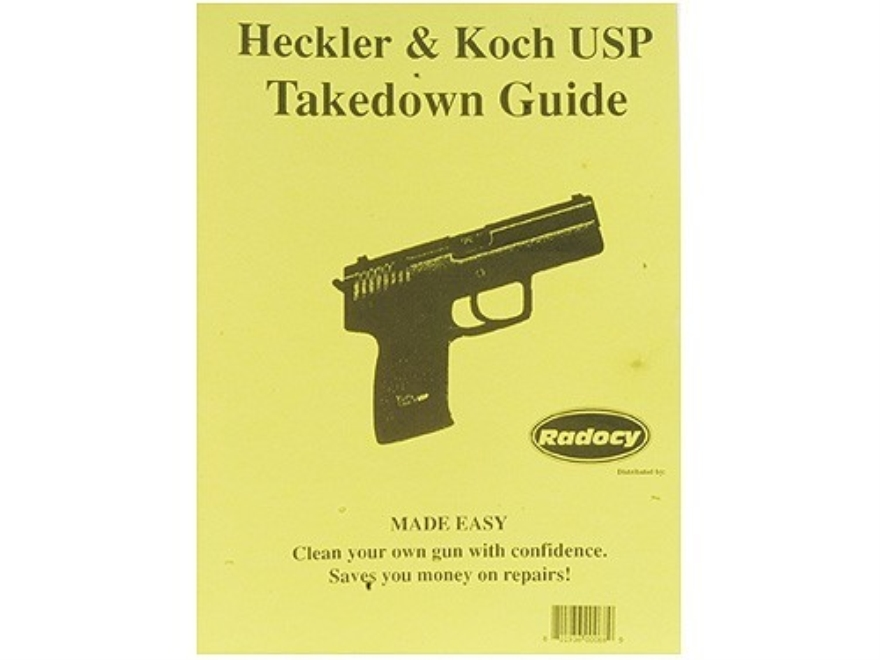 """Radocy Takedown Guide """"HK USP"""""""