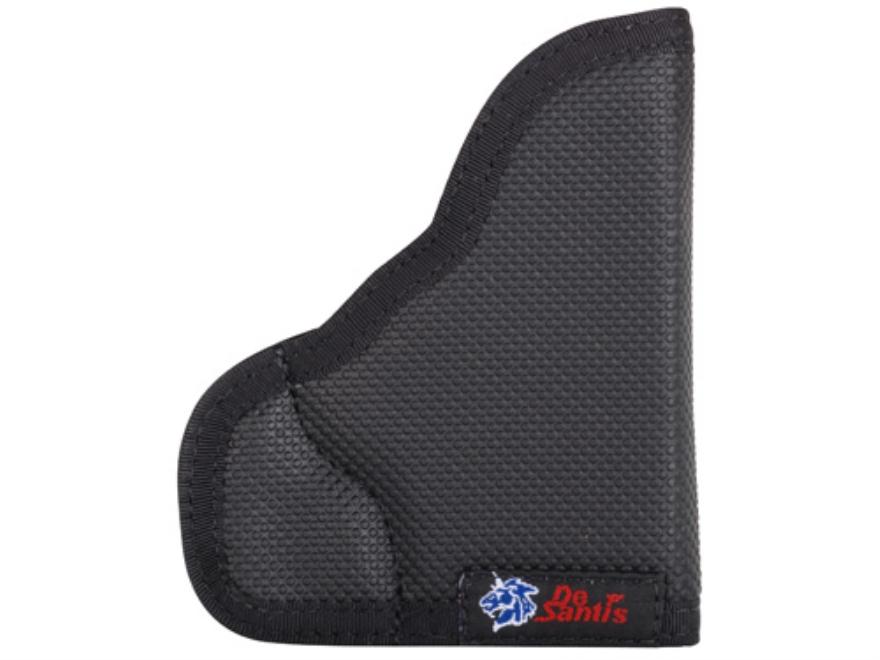 DeSantis Nemesis Pocket Holster Ambidextrous S&W Bodyguard 380 Nylon Black