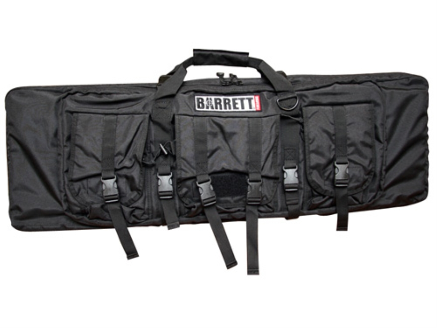 Barrett REC7 Tactical Soft Gun Case Cordura Black