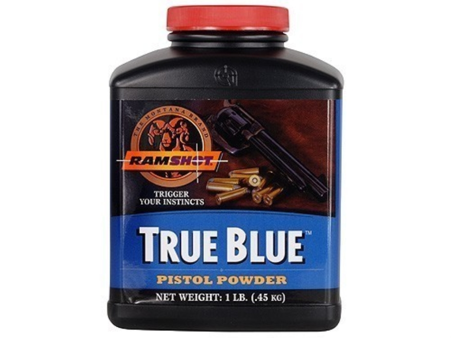 Ramshot True Blue Smokeless Powder