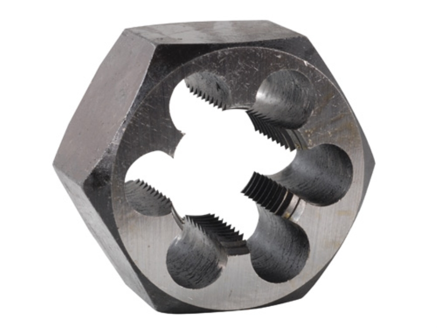 "Baker Reloading Die Thread Repair Die 7/8""-14 Thread"