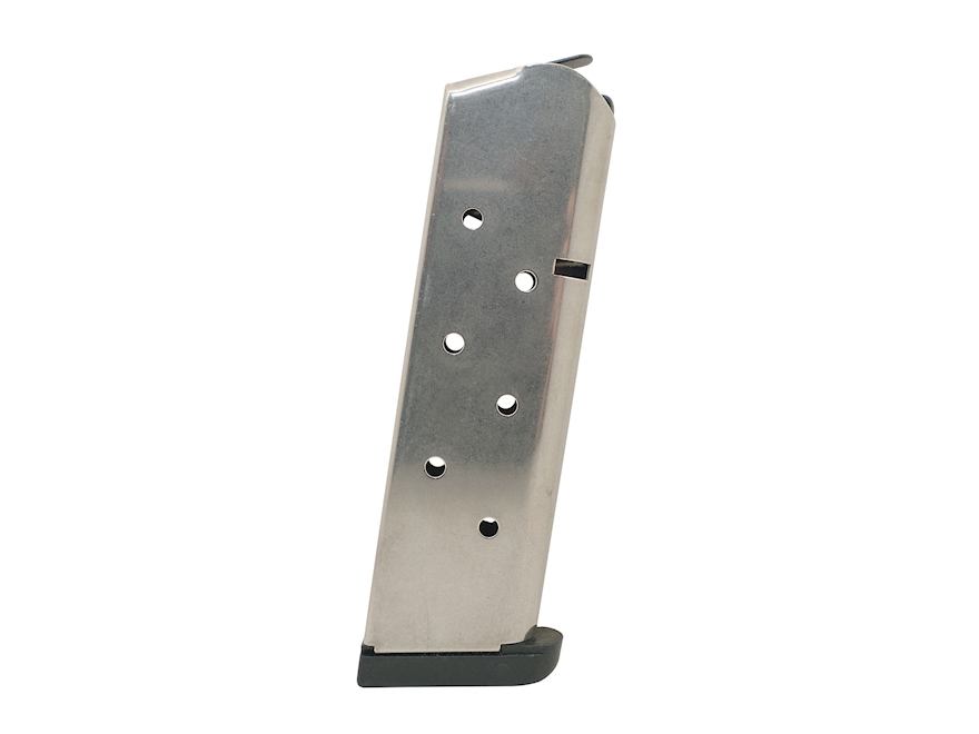 Smith & Wesson Magazine 1911 Government, Commander 45 ACP 8-Round Steel Blue