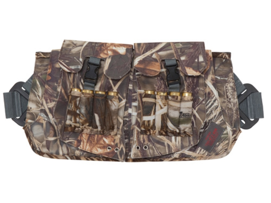 Banded 900D Hand Warmer Muff Polyester and Fleece Realtree Max-4 Camo