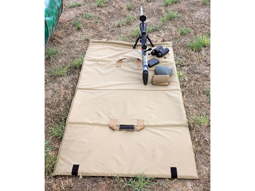 CrossTac Precision Long Range Shooting Mat Cordura
