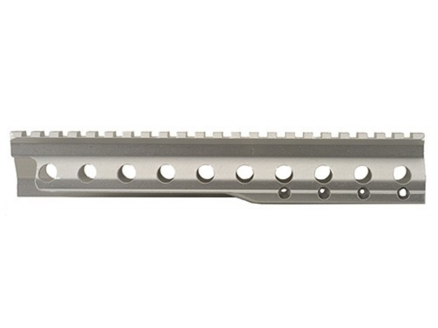 Aimtech Scout Rail Forend Ruger Mini-14 Aluminum Silver